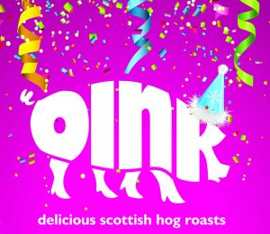 Festive Nights at Oink Canongate