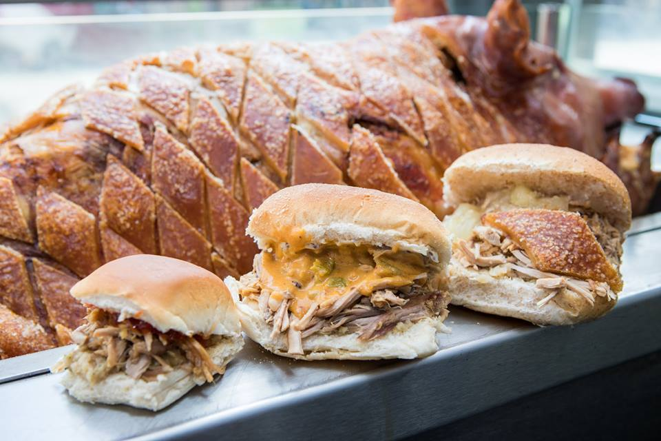 Get A Whole Hog Roast For Your Outside Catering Edinburgh The